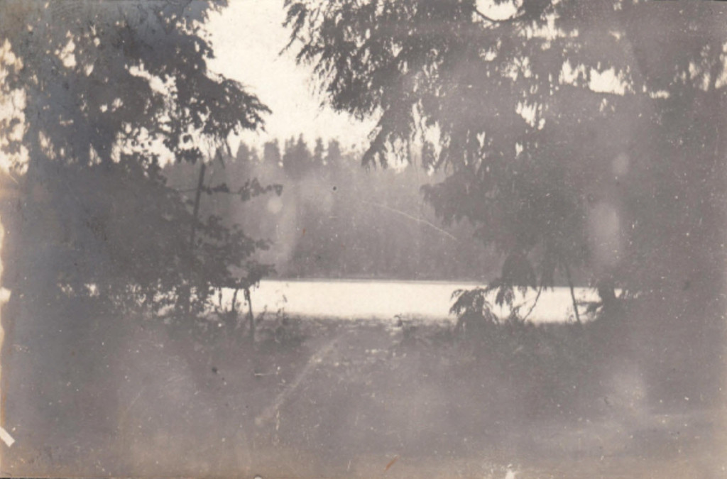 Lake Margaret: Taken by Margaret-Johns. From the Margaret-Johns Collection 1909