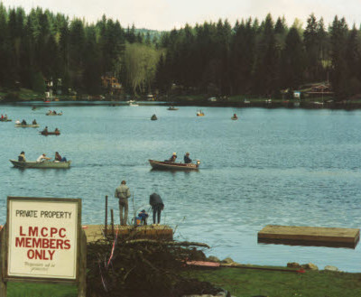 Facts About Lake Margaret